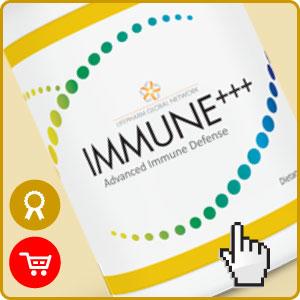 Immune+++ - immunrendszer